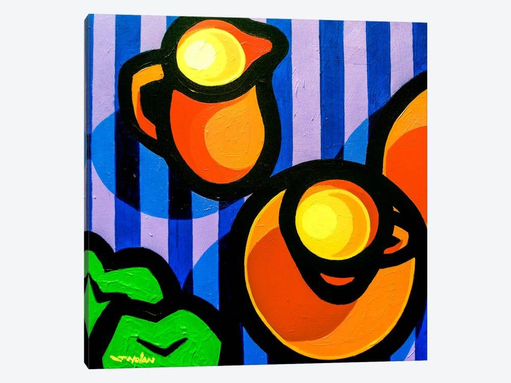 Tea And Apples by John Nolan 1-piece Canvas Art Print