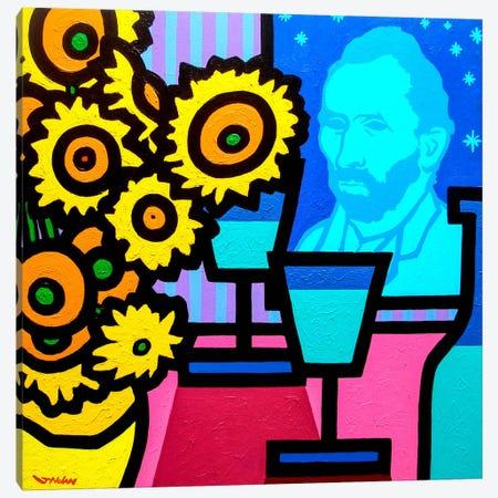 Still Life With Vincent Canvas Print #JNN53} by John Nolan Canvas Wall Art