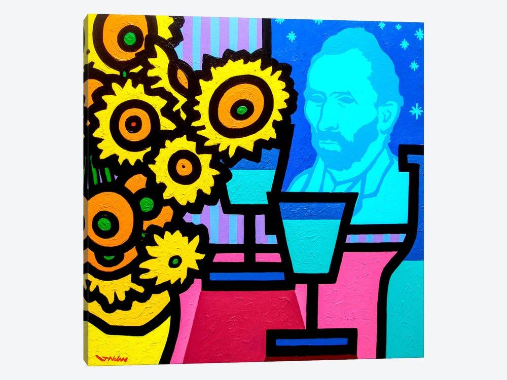 Still Life With Vincent by John Nolan 1-piece Art Print