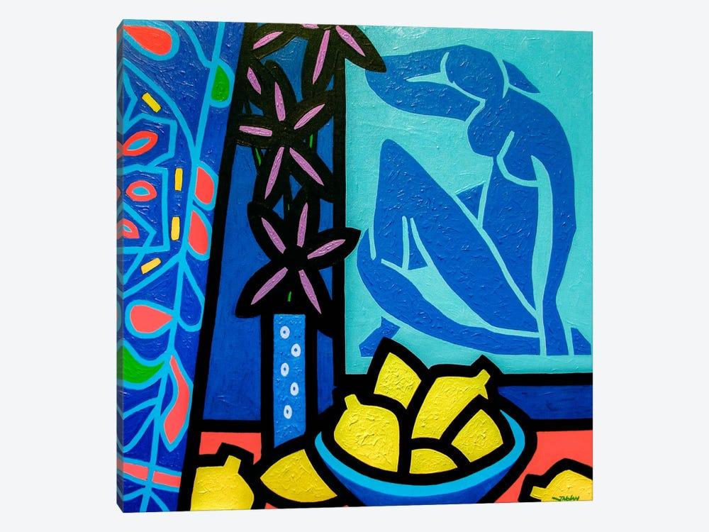 Homage To Matisse #1 by John Nolan 1-piece Canvas Art Print