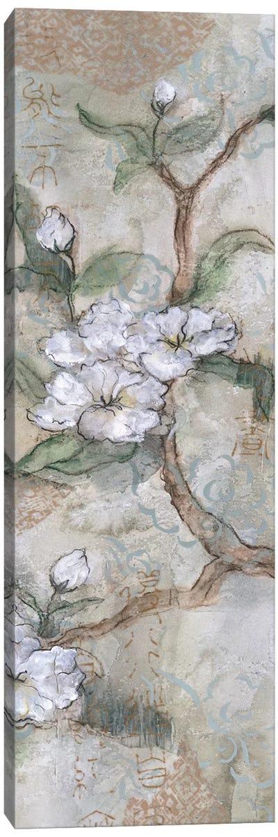 Garden Dancers II Canvas Art Print