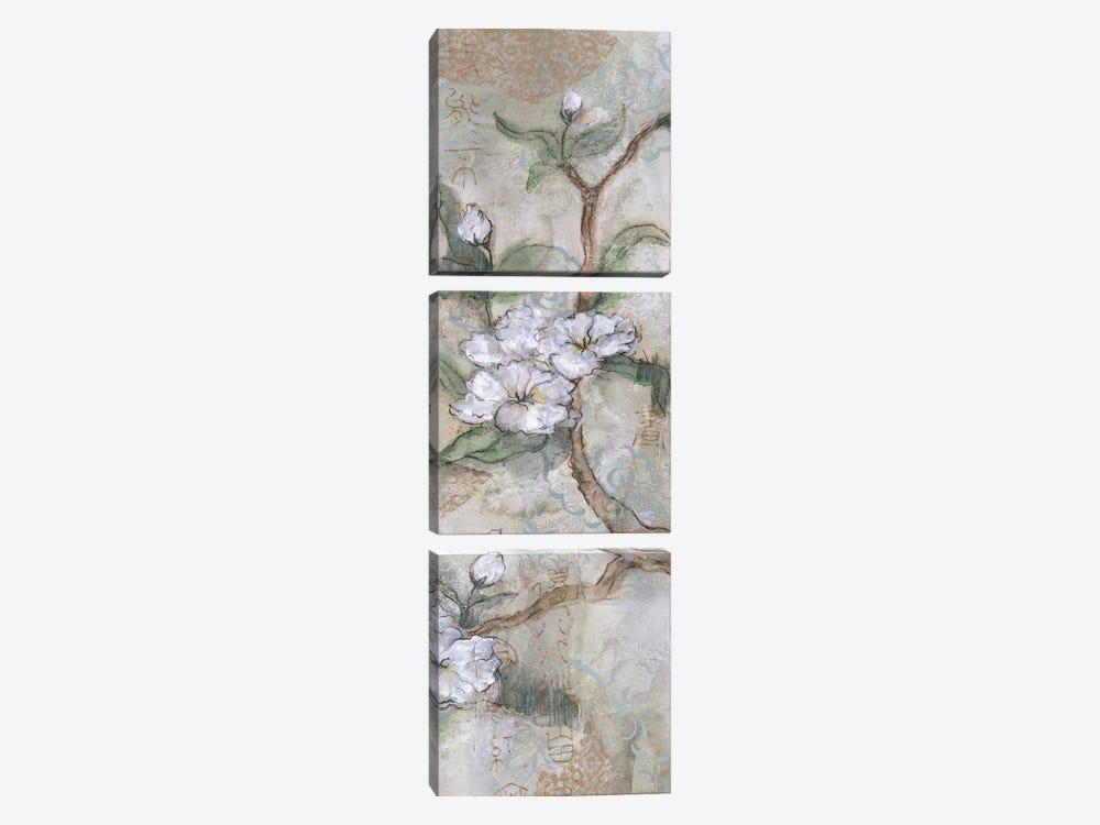 Garden Dancers II by James Nocito 3-piece Canvas Artwork