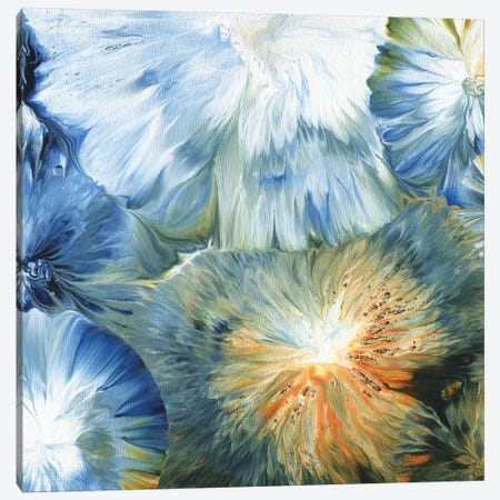 Look Closely VII Canvas Print #JNR14} by Jen Glover Riggs Canvas Art Print