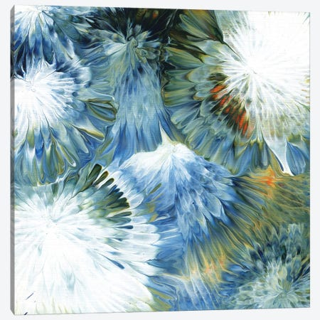 Look Closely XIV Canvas Print #JNR19} by Jen Glover Riggs Canvas Wall Art
