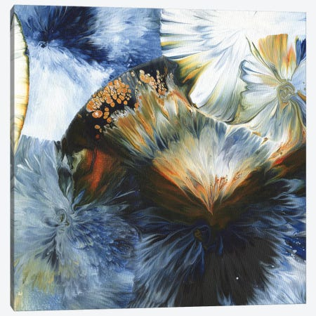 Look Closely II Canvas Print #JNR9} by Jen Glover Riggs Canvas Art