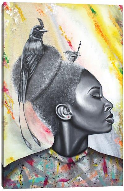 Thoughtful Canvas Art Print
