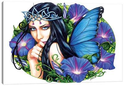 Crowned Glory Canvas Art Print
