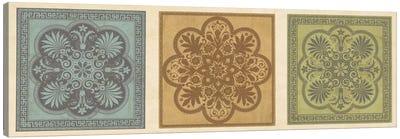 Classical Tiles I Canvas Art Print
