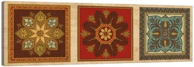 Classical Tiles III Canvas Art Print