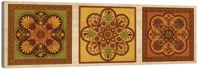 Classical Tiles IV Canvas Art Print