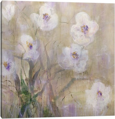 Thriving Orchid Canvas Art Print