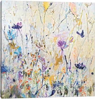 Summer Seeds Canvas Art Print