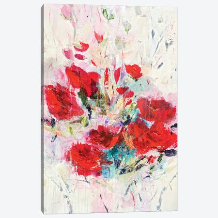 Lucious Reds Canvas Print #JOD24} by Jodi Maas Canvas Print