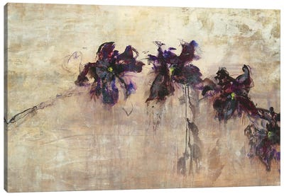 Orchid Bridge Canvas Art Print