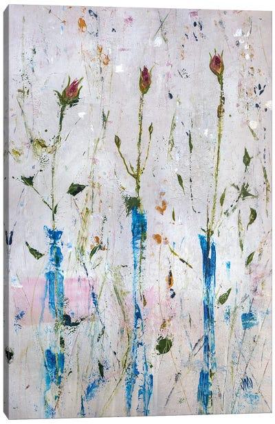 Three Buds Canvas Art Print
