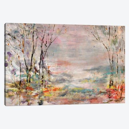Unwalked Path Canvas Print #JOD40} by Jodi Maas Canvas Artwork