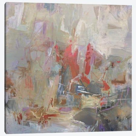 Brief Kiss Canvas Print #JOD4} by Jodi Maas Art Print
