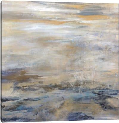 Calming Storm Canvas Art Print