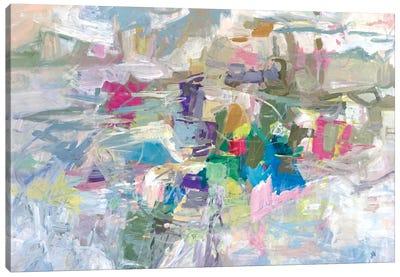 Pink Pixie Canvas Art Print