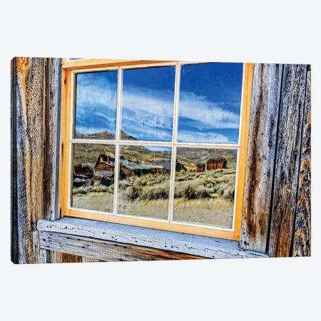 USA, Bodie, California. Mining town, Bodie California State Park I Canvas Print #JOE11} by Joe Restuccia III Canvas Art