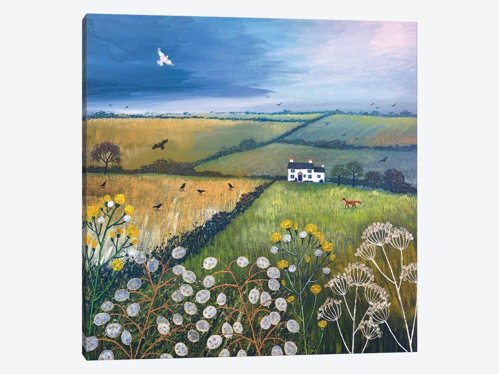 September Fields by Jo Grundy 1-piece Art Print