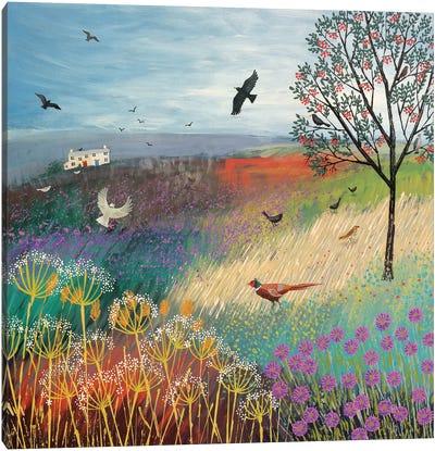 The Rowan Tree Canvas Print #JOG17