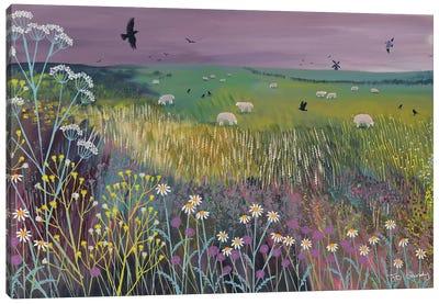 Meadow Breeze Canvas Art Print