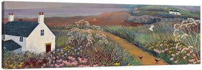 Sea Mist Canvas Art Print