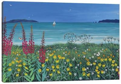 Ocean Solace Canvas Art Print