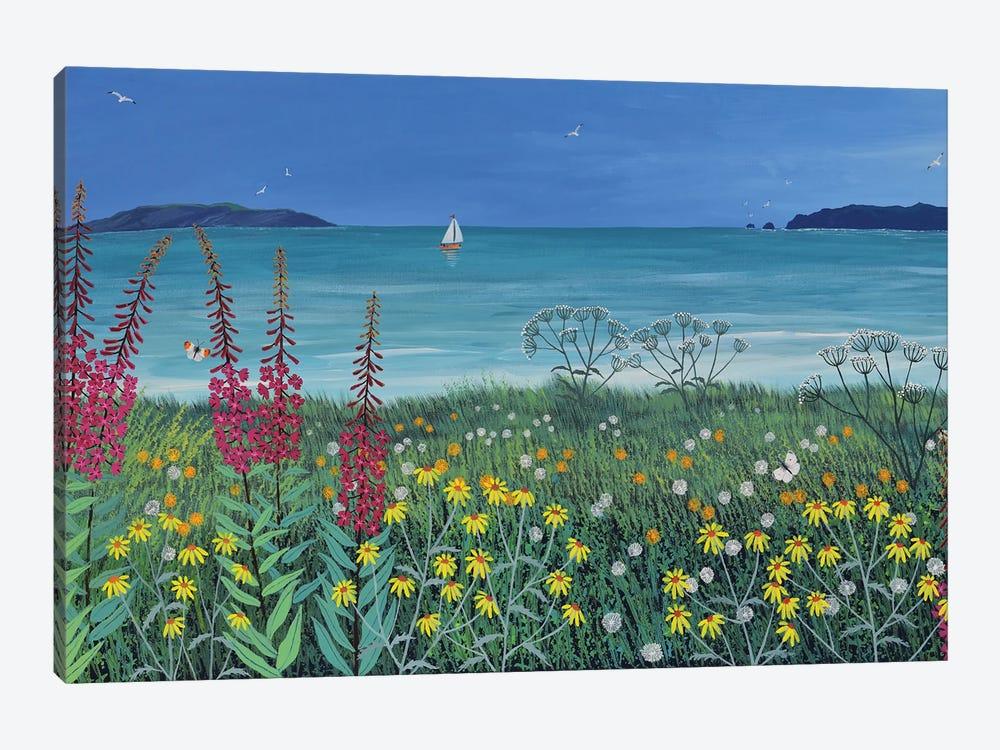 Ocean Solace by Jo Grundy 1-piece Art Print