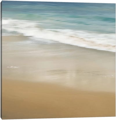 Surf And Sand I Canvas Art Print