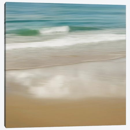 Surf And Sand II Canvas Print #JOH104} by John Seba Art Print