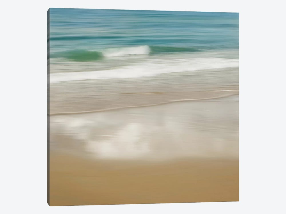 Surf And Sand II by John Seba 1-piece Canvas Art