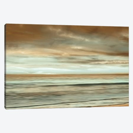 The Surf Canvas Print #JOH110} by John Seba Canvas Art Print