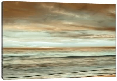 The Surf Canvas Art Print