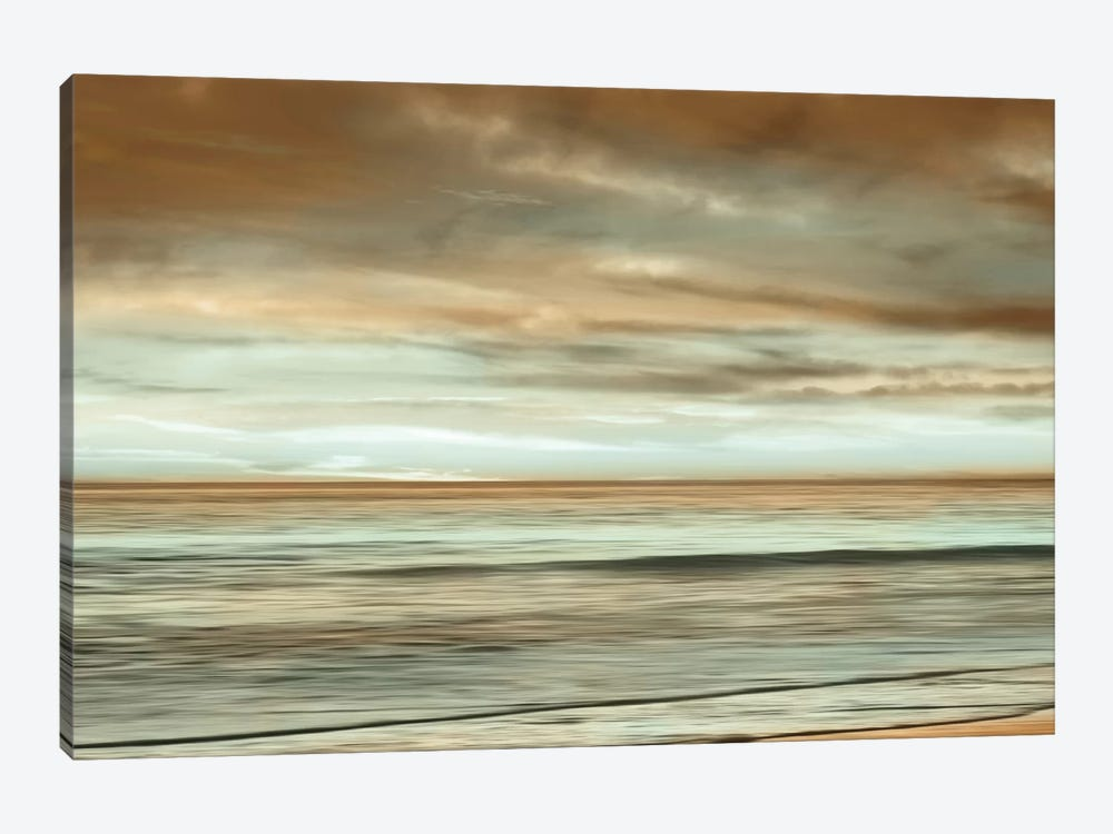 The Surf by John Seba 1-piece Canvas Art Print