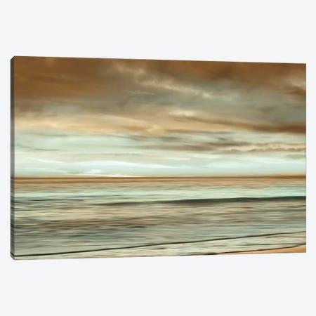 The Surf Canvas Print #JOH110} by John Seba Canvas Art Print