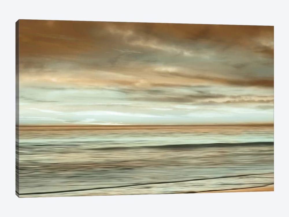 The Surf by John Seba 1-piece Canvas Art Print