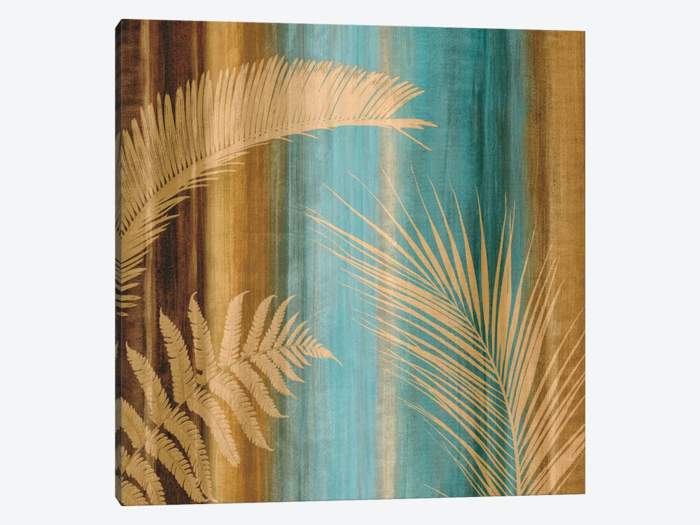Caribbean II by John Seba 1-piece Canvas Artwork