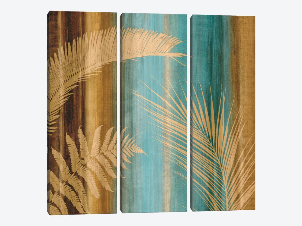 Caribbean II by John Seba 3-piece Canvas Art