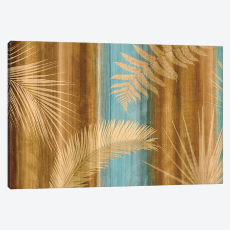 Caribbean Palms Canvas Print #JOH17} by John Seba Canvas Artwork