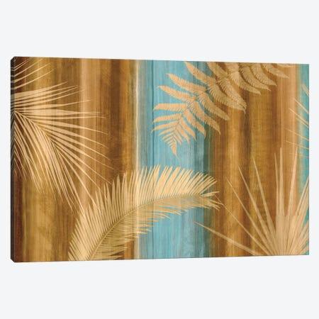 Caribbean Palms Canvas Print #JOH17} by John Seba Canvas Artwork