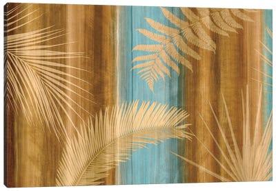 Caribbean Palms Canvas Art Print