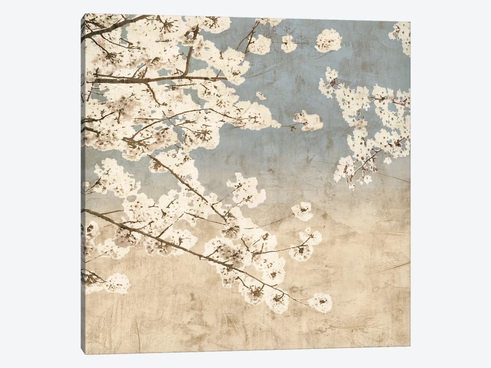 Cherry Blossoms II by John Seba 1-piece Art Print