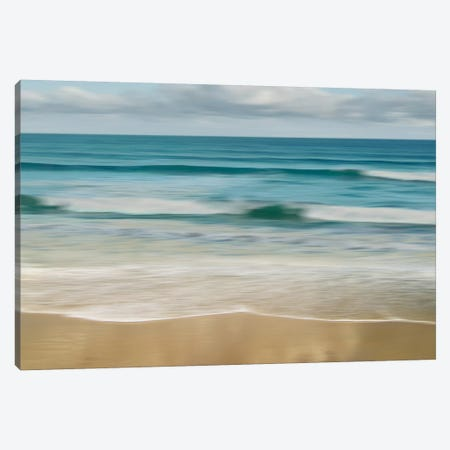 Afternoon Tide Canvas Print #JOH1} by John Seba Canvas Wall Art