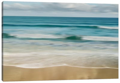Afternoon Tide Canvas Art Print