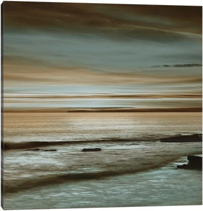 Hightide Canvas Art Print