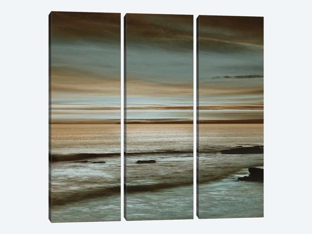 Hightide by John Seba 3-piece Canvas Artwork