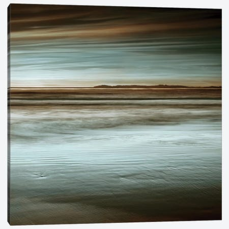 Low Tide Canvas Print #JOH41} by John Seba Canvas Wall Art