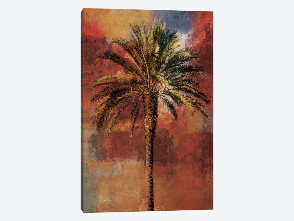 Mustique I by John Seba 1-piece Canvas Artwork